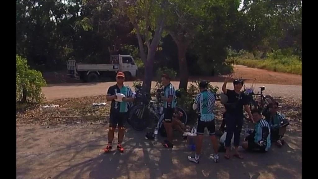The Garang Evolv Riders