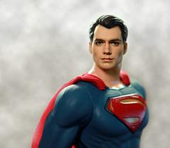 Henry Cavill as Superman by Noel Cruz