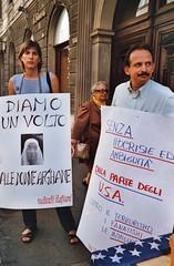 Christina Sponza e Marco Gentili