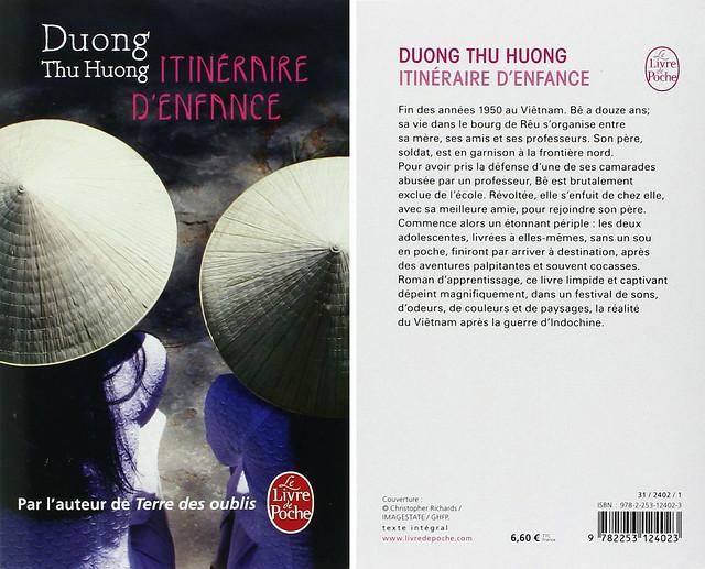 Itinéraire d'enfance – 7 janvier 2009 de Thu Hong Duong (Auteur)