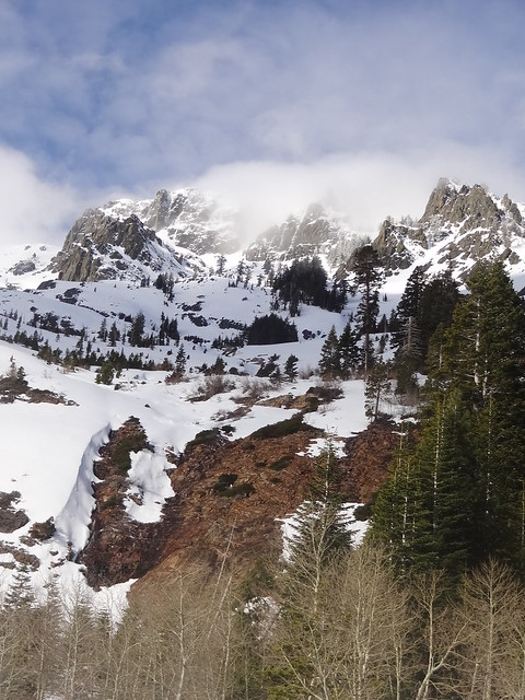 Imposing Mt. Tallac