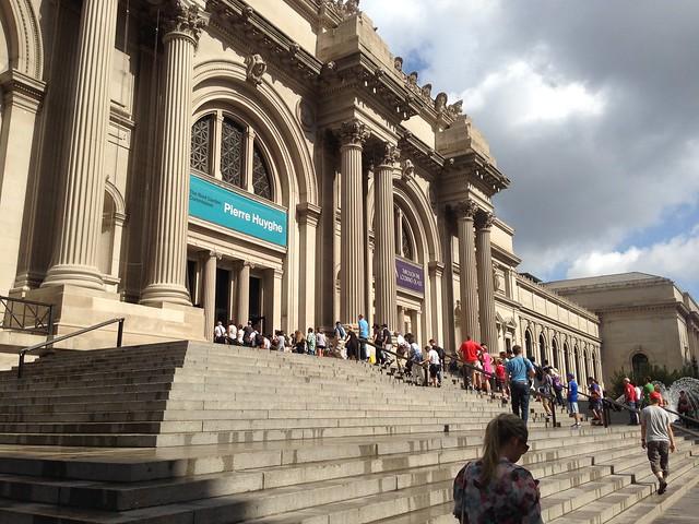 Metropolitan Museum, Nueva York. NYC aug2015