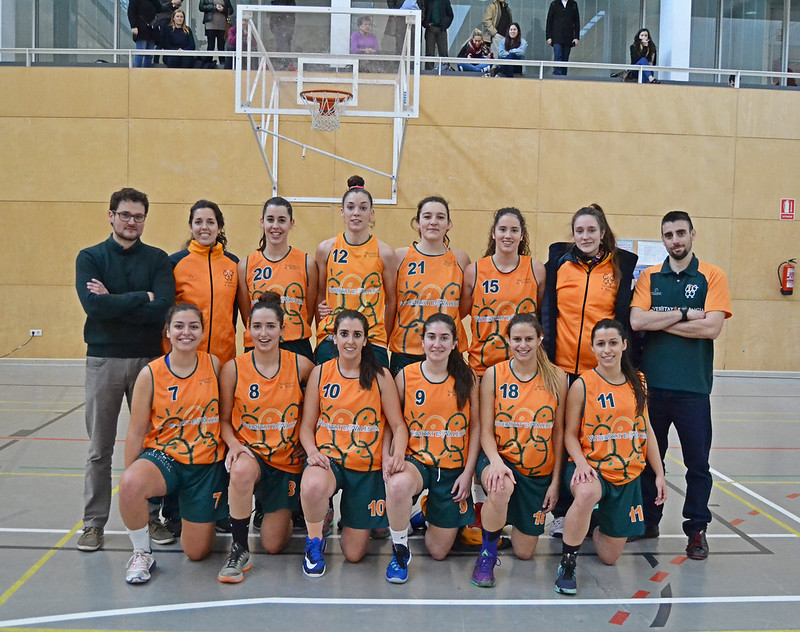 Finales CADU Baloncesto 2015/2016