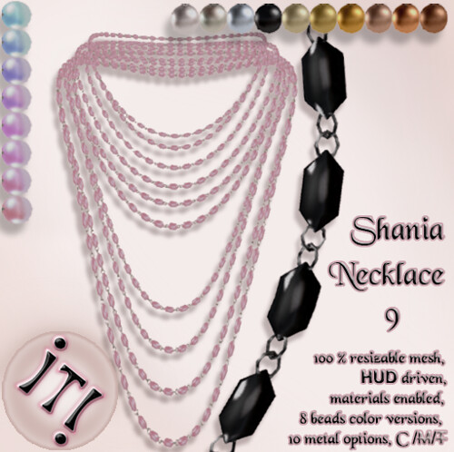 !IT! - Shania Necklace 9 Image