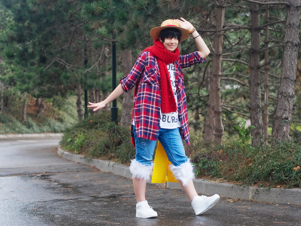 related image - Shooting Luffy - One Piece - La Défense - Paris - 2016-03-29- P1310268