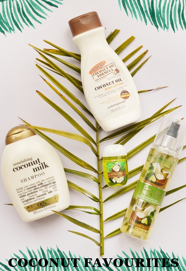 Coconut-body-products