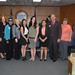 Awards and Recognitions were held at the April 14, 2016, Regular Board Meeting of the Board of School Trustees