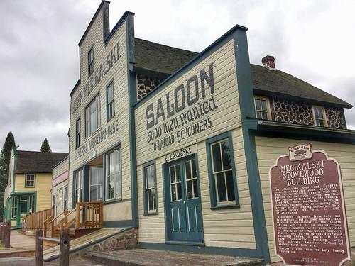 Mecikalski General Store, Saloon, and Boardinghouse- Oneida County WI (2)