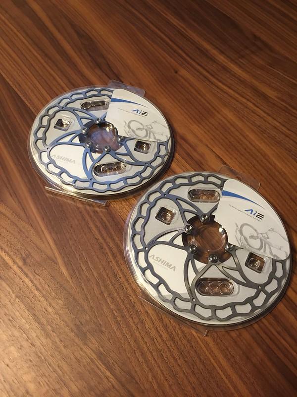 Zipp Sl Stems Fsa Aero Chainrings 3t Arx Pro Stems