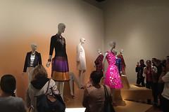 De Young Museum - Oscar de la Renta day dresses
