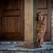 Sentry Dog by Tom Landretti