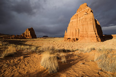 Temple of the Sun - Capitol Reef National Park, Utah