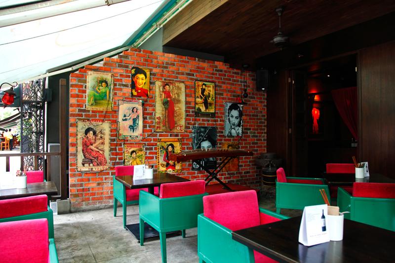 Opium KL Restaurant Changkat Bukit Bintang