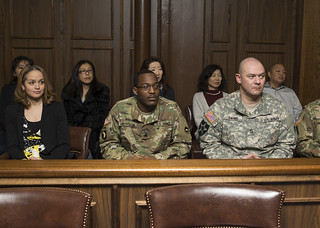 Trial by retirement: USARJ bids farewell to a 'good and faithful Soldier'