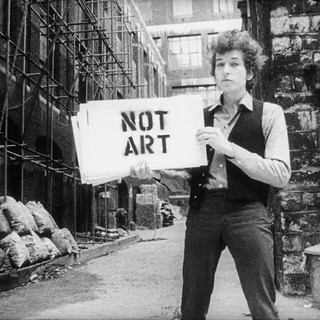 Don't Look Back #NotArt #BobDylan
