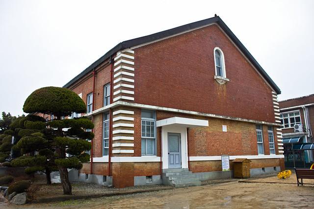 Ganggyeong Jungang Elementary School, Ganggyeong-eup, South Korea