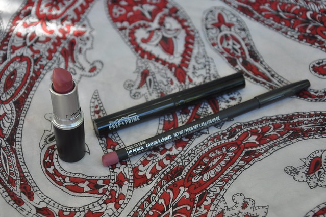 MAC Lip Arsenal