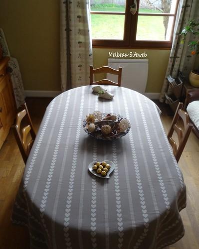 Les petits  sabots de table