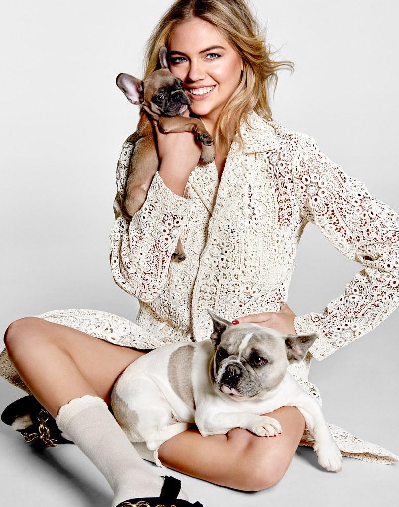 Кейт Аптон — Фотосессия для «Harper's Bazaar» SG 2015 – 4