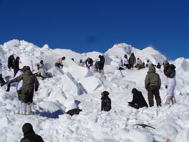 In images: Training may have helped for two hours, but how did Lance Naik Koppad survive the Siachen cold?