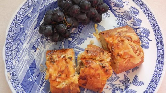 Breakfast Baguette 12