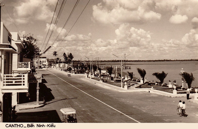 CẦN THƠ - Bến Ninh Kiều