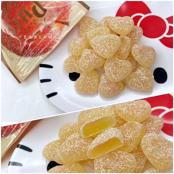 25 日本人氣軟糖推薦 UHA味覺糖 KORORO pure 甘樂鮮果實軟糖