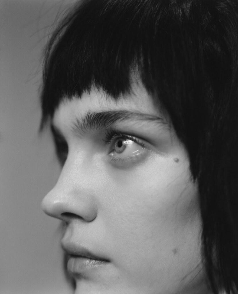Наталья Водянова — Фотосессия для «Pop» 2016 – 7
