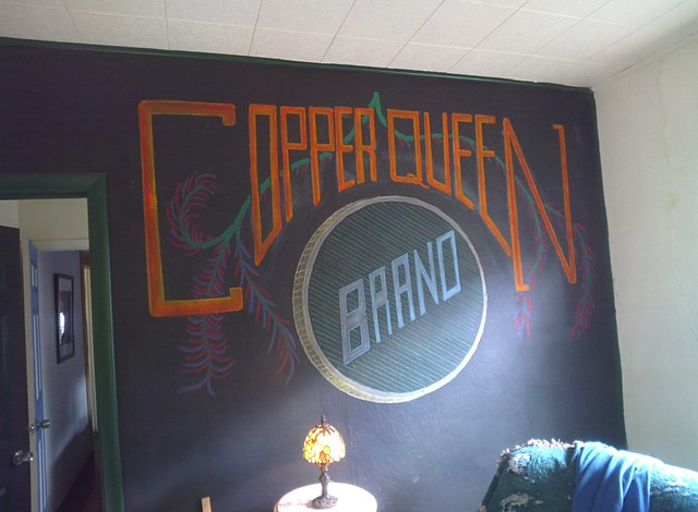 Copper Queen Brand