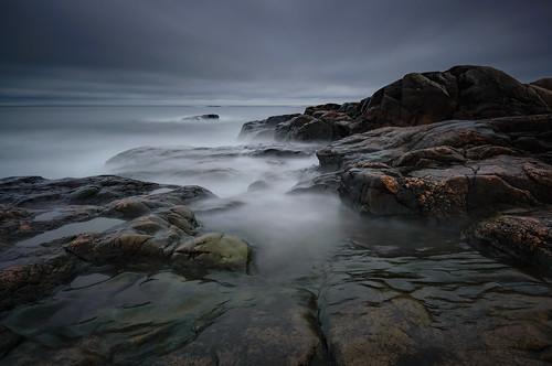 ocean november winter sea sky cloud seascape water rock stone landscape coast seaside waterfront sweden outdoor shore serene sverige uppland roslagen väddö
