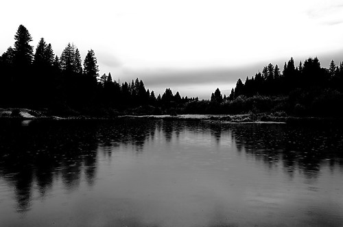 lake colorado hiking pagosasprings bw0006