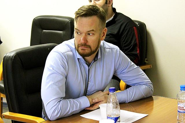 Алексей Федотов, ХК Сегодня-Пресс