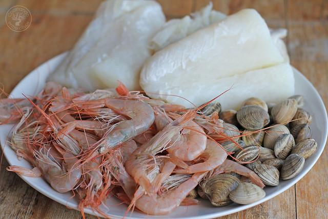 Andrajos con bacalao de Jaen www.cocinandoentreolivos.com (3)