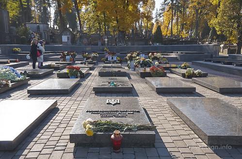 【写真】2015 東欧周遊 : リチャキフ墓地/2015-10-28/PICT4583