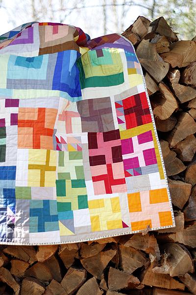 Doodle Doodle, a finished quilt