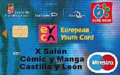 Carnet Joven X Salón del Cómic y Manga de Castilla y León