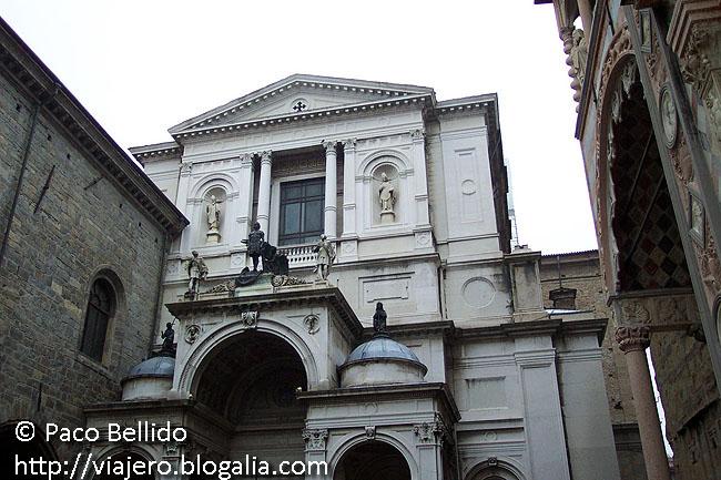 Duomo de Bérgamo. © Paco Bellido, 2006