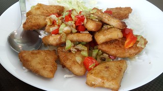 Salt and Pepper Pork from Pu Kwong