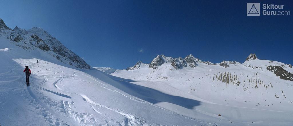 Östliche Seespitze Stubaiské Alpy Rakousko foto 04