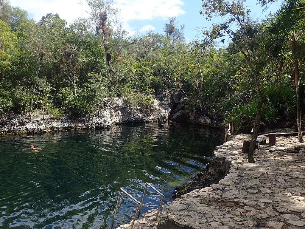 Cueva de los peces  Cuba