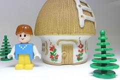 LEGO  Ukrainian motif)   Український  мотив)