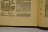 Held by Strathclyde University. Colophon of Praepositus, Nicolaus: Dispensarium ad aromatarios.