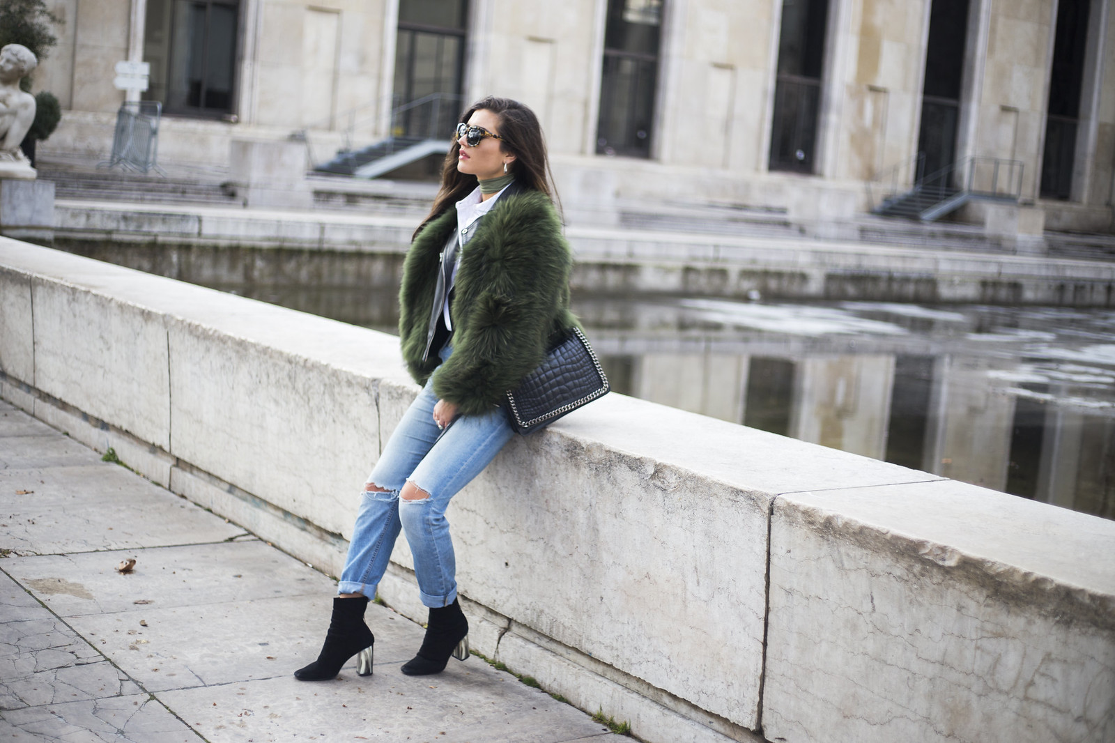 green fur paris 6