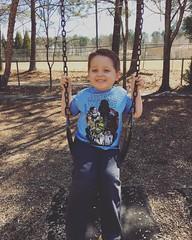 Happy boy at the #park! #webbbridgepark #alpharetta #awesomealpharetta #sunny #sunnyday #sunshine #happy #happiness #kids #kidstagram #kidsofinstagram #northgeorgia #boymom #momofboys #momlife #igersgeorgia #igersatlanta #igersatl #igersga #366 #project36