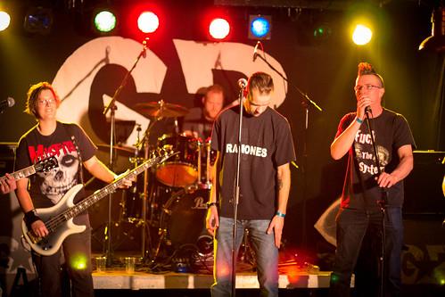 Mac Lympies Beat the Boktor 2014