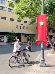 Hồ Chí Minh Rickshaw