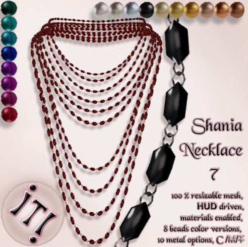 !IT! - Shania Necklace 7 Image
