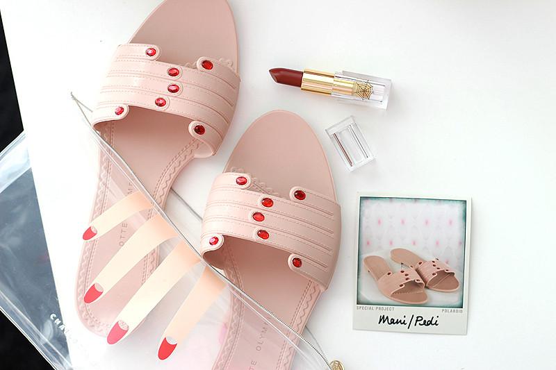 MAC Cosmetics Charlotte Olympia Makeup Bag