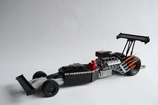 Top fuel coffin