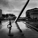 walking in rain by john@aus